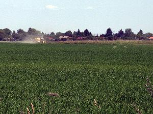 Wartenberg (Berlin) - Image: Wartenberg Landwirtschaft 01