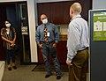 Washington State Guard Commander Brad Klippert tours.jpg