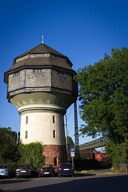 Wasserturm Bischofsheim