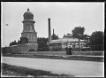 Water tower at Invercargill, circa 1925. ATLIB 292315.png