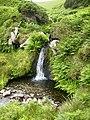 Waterfall in Glendoo - geograph.org.uk - 491374.jpg