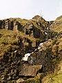 Waterfalls, High Cup Gill - geograph.org.uk - 604850.jpg