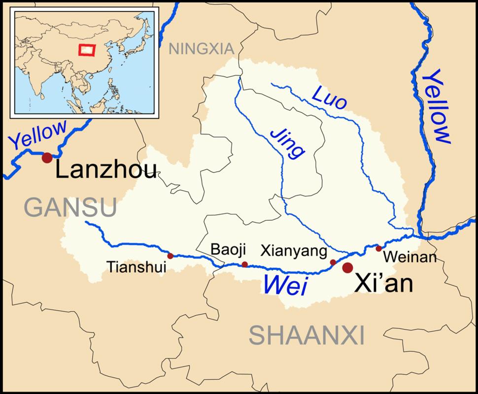 Weirivermap