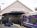 Welcome to Thurso - geograph.org.uk - 623862.jpg
