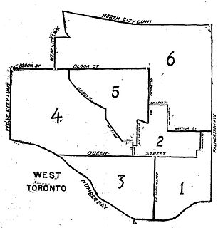 Toronto West (provincial electoral district)