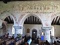 West Chiltington church arcade and frescoes.jpg