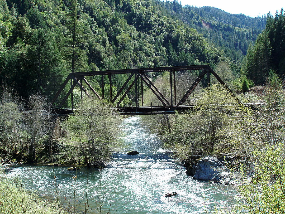 Cow Creek South Umpqua River