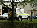 Westcountry Ambulance Fleet Support PK03WLW.jpg