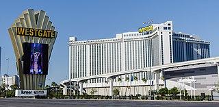 Westgate Las Vegas Hotel in Las Vegas, Nevada