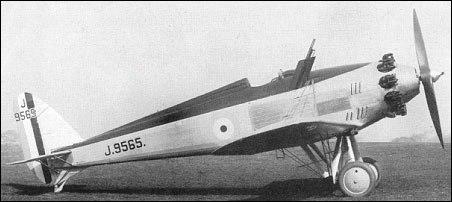 Westland C.O.W. Gun Fighter
