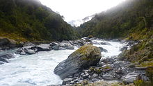 Whitcombe River above Chairmans Flat New Zealand.jpg