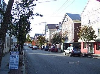 Wickenden Street - Image: Wickenden Street Providence RI 1