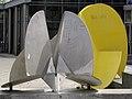 Wien 15 - Stahlfiguren von Waltrud Viehböck - 3.jpg