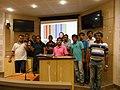 WikidataWK17 - Group Photo of Participants 01.jpg