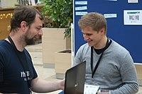 Wikimedia Hackathon 2017 IMG 4665 (34653589371).jpg
