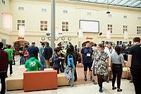 Wikimedia Hackathon Vienna 2017-05-20 The Sweet Taste of Austria 07.jpg