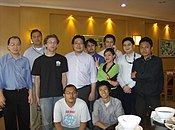 Wikimeeting Indonesian Wikipedia 30-7-2007.jpg