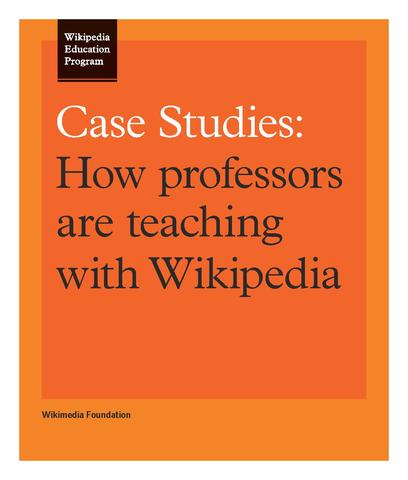 Wikipedia_Education_Program_Case_Studies