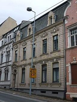 Wilhelmstraße in Mülheim an der Ruhr