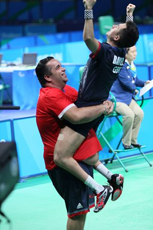 Will Bayley - Will Bayley at Gwangju 2010 World Championships