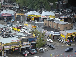 Willets Point, Queens Neighborhood of Queens in New York City