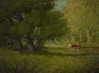 Landscape (Midsummer)