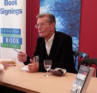 William McIlvanney Scottish writer
