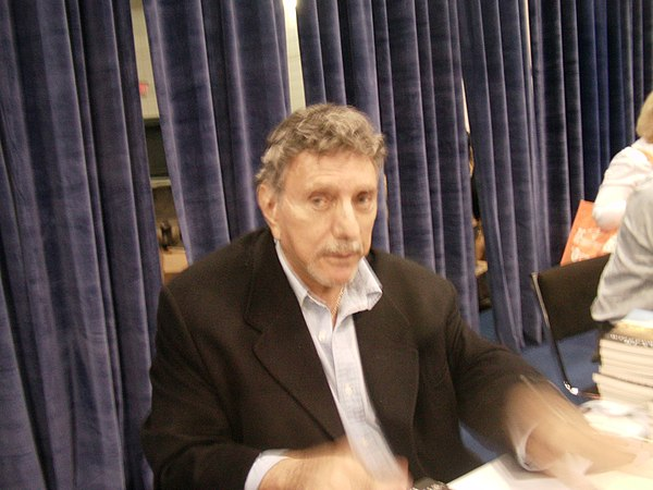 Photo William Peter Blatty via Wikidata