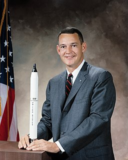 Clifton Williams American astronaut
