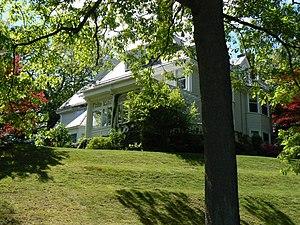 Oak Knoll (Winchester, Massachusetts) - Image: Winchester MA Oak Knoll
