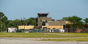 Windsor International Airport - Image: Windsor Airport 2