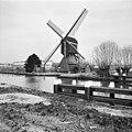 Wipwatermolen, overzicht met molenaarswoning - Nieuwegein - 20121434 - RCE.jpg