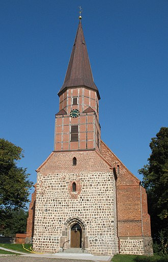Woldegk - Image: Woldegk St Petri