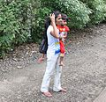 Woman with son Sri Lanka.JPG