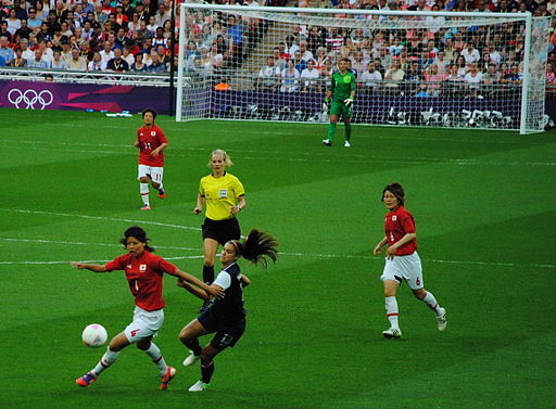 Women's Soccer - USA vs Japan (8)