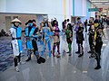 WonderCon 2012 - Mortal Kombat cosplay.jpg