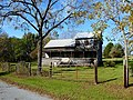 Wood and Log House Irwinton Mills FrankCo PA.jpg