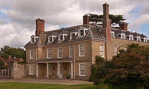 Lord Robert Spencer - Woolbeding House