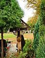 Wrocław, cmentarz parafii pw. Ducha Świętego - 29.09.2012 r.DSC09519.JPG