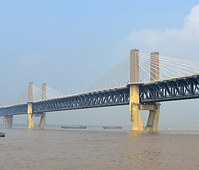 Wuhu Yangtze River Bridge.JPG