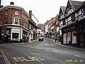 Wyle Cop Shrewsbury On A Sunday Afternoon - geograph.org.uk - 106327.jpg