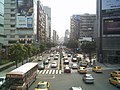 Xinyi Road and Keelung Road intersection 20061002.jpg