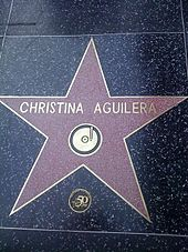 170px-Xtina_star_walk_of_fame