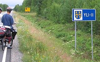 Yli-Ii Former municipality in Northern Ostrobothnia, Finland