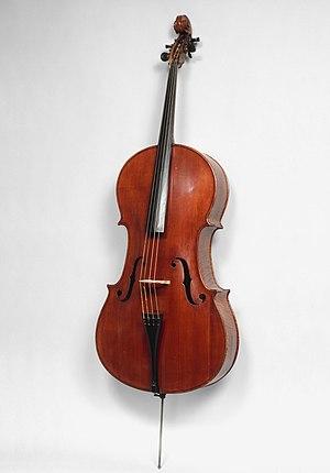 American bass viol - 1861 Yankee Bass Viol in the Metropolitan Museum of Art