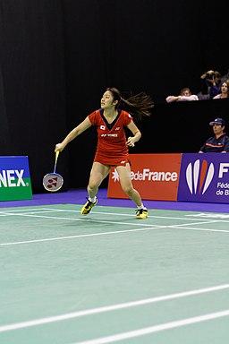 Yonex IFB 2013 - Quarterfinal - Eriko Hirose vs Tai Tzu-ying 10