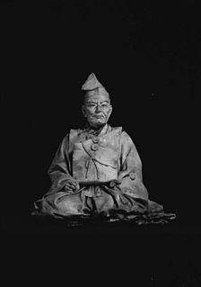 Shimazu Yoshihisa daimyo of Satsuma Province