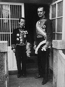 Yoshizawa Kenkichi, Henrik Kauffmann, 1932.jpg