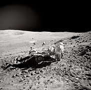Young and Rover on the Descartes - GPN-2000-001133