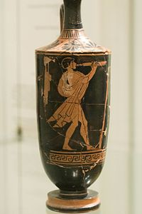 Youth playing a diaulos, Bowdoin Painter, 480-460 BC, Prague NM-H10 773, 151336.jpg